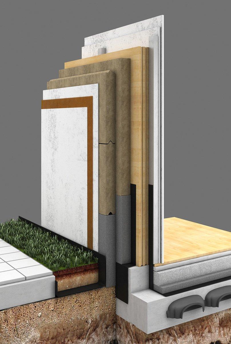 X lam case in legno case passive bioedilizia ecosisthema for Case in legno xlam