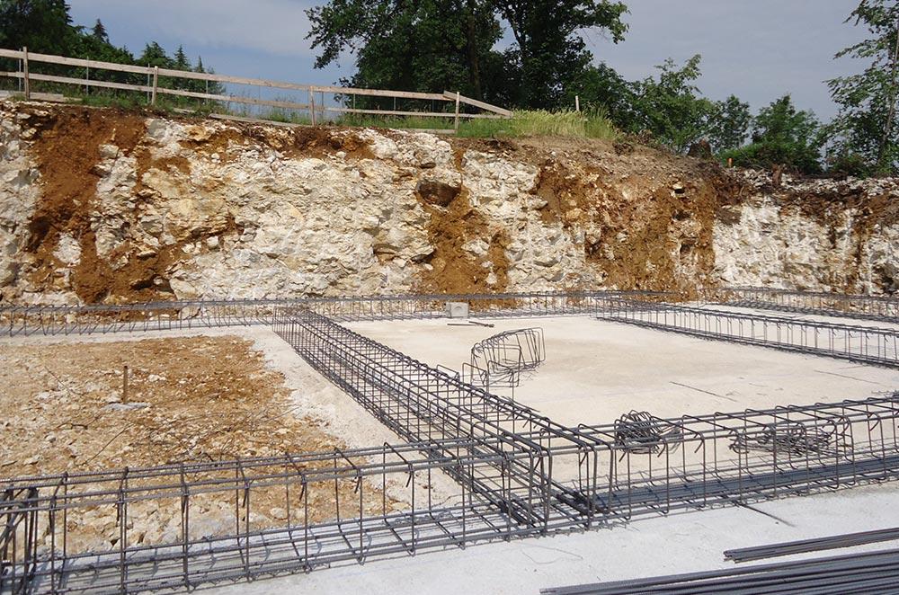 Cantiere case passive case in legno bioedilizia for Cantiere di costruzione