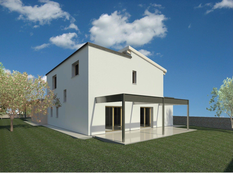 Casa in legno xlam venezia 2 ecosisthema for Case legno xlam